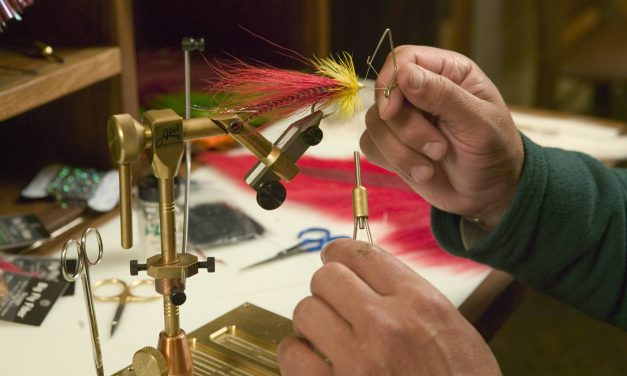 What is Fly Tying